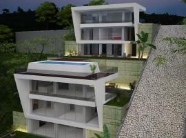 KOOPERATİF EXCLUSİVES TEPE / Triplex Villa Tip-78-3