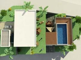 KOOPERATİF EXCLUSİVES TEPE / Garden Dublex Villa Tip-78-2a